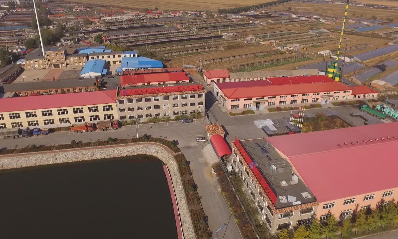 大连顺发建筑防水技术有限公司厂区全貌