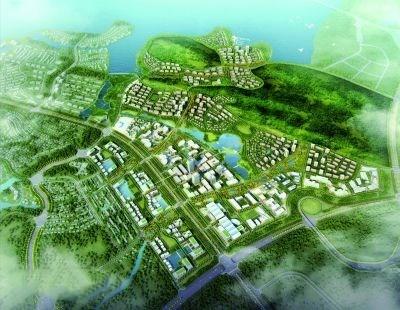 武汉软件新城二期