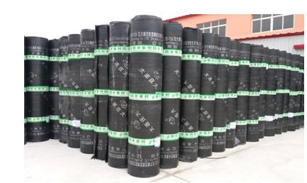 国标SBS改性沥青防水卷材