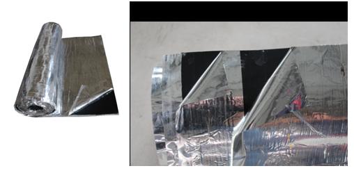 预铺反应粘改性沥青防水卷材